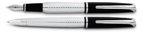 477 Pera Elegance Fountain Pen and Ballpoint set